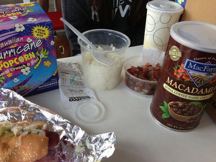 Cheap Maui Costco eats