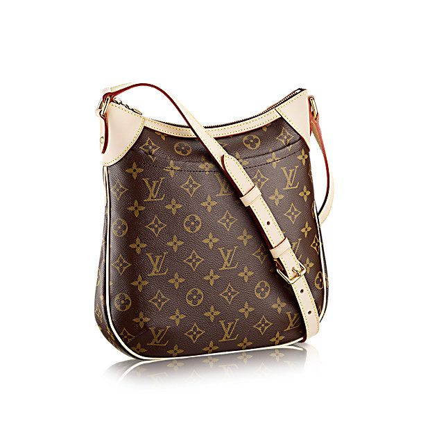 LOUISVUITTON.COM - Louis Vuitton Odeon PM (LG) MONOGRAM Handbags