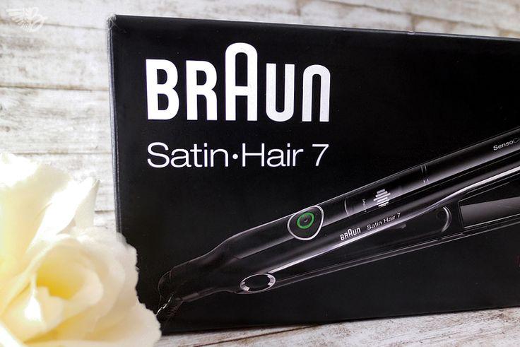 Braun Satin Hair 7 SensoCare  #Artikel enthält PRSample(s) #Braun #Glätteisen #Hitzeschutz #programmierbar #Reviews #Satin Hair #Satin Hair 7 #SensoCare #Temperaturanpassung