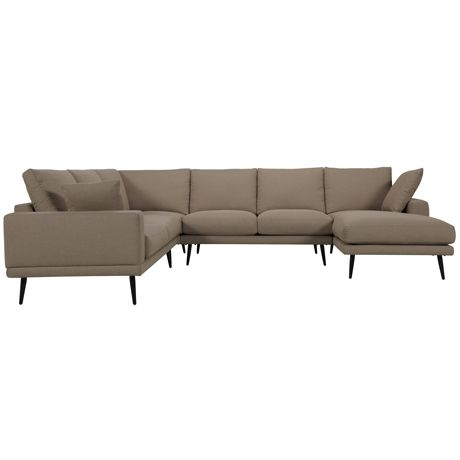 Manhattan Modular 2 Seat Left Hand, Corner, 2 Seat A/L & Chaise Right Hand   Freedom Furniture and Homewares