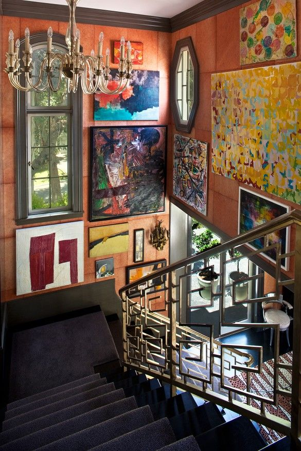 Wall Of Art 60 best art / with staircases images on pinterest | stairs
