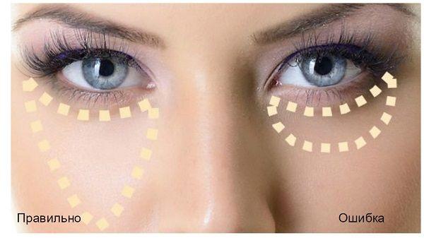 Урок макияжа. 5 приемов мейкапа, которые скрывают усталость в глазах ✏  Первый: #Хайлайтер во внутренних уголках глаз. Именно потемнение и покраснение во внутренних уголках глаз первыми выдают вашу усталость. Хайлайтер высветлит кожу и сделает взгляд сияющим, а глаза – выразительными.   Второй: Белый #лайнер на внутренней части нижних век спасает, если глаза красные. #Кайал не только убирает красноту, но и вообще делает ярче белки.   Третий: Голубые тени или лайнер. Голубой цвет перебивает…