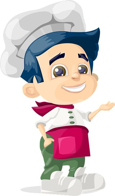 free image on pixabay cook boy kid hat cooking chef