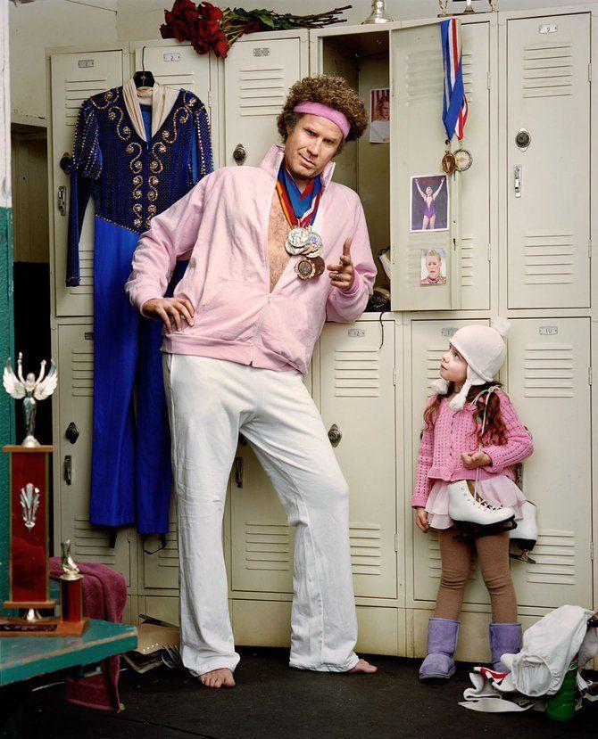 Will Ferrell - Photo Martin Schoeller
