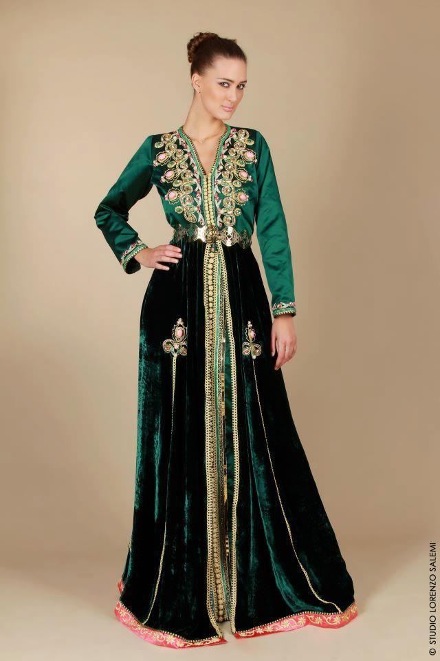 Caftan Haute couture : Boutique Caftan Marocain 2015 - 2014