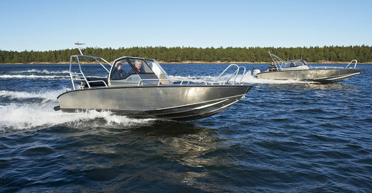 DISCOVER ANYTEC SWEDISH ALUMINIUM OPEN BOATS IN MAY 1,2,3 AT LA ROCHELLE - Anytec by Vision Ocean - News and press releases