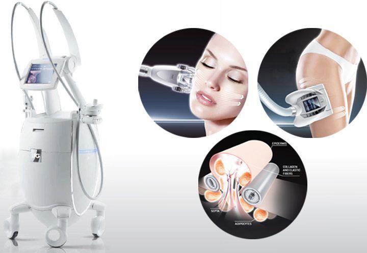 Τα VF Laser Clinics είναι εξοπλισμένα με το αυθεντικό σύστημα LPG CELLU M6®INTEGRAL, το πλέον κατάλληλο για τη θεραπεία αδυνατίσματος Lipomassage™ και φυσικά την αποκλειστική τεχνική αντιγήρανσης Endermolift® της LPG.