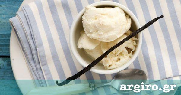 Εύκολο παγωτό βανίλια με ζαχαρούχο γάλα από την Αργυρώ Μπαρμπαρίγου | Όλοι μεγαλώσαμε με αυτό το σπιτικό παγωτό, που έχει άρωμα μαμάς και καλοκαιριού μαζί!
