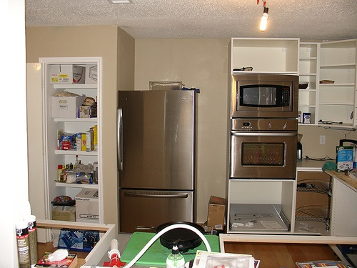 Double Oven And Microwave In Same 80inch Cabinet Ikea