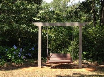 Inspirational Mossy Point Arbor traditional outdoor swingsets My Outdoor Rooms L L C