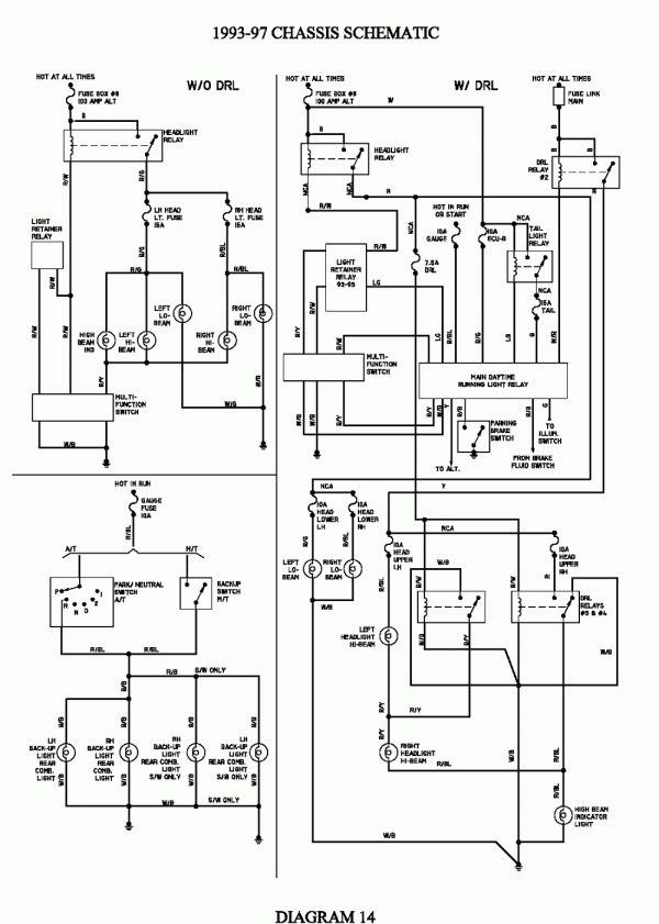 10 1992 Toyota Corolla Electrical Wiring Diagram Wiring Diagram Wiringg Net Electrical Wiring Diagram Toyota Corolla Electrical Wiring