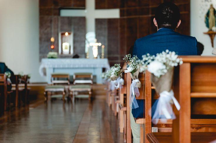 Boda civil o boda religiosa, juntas o por separado...?