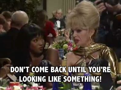 01f604bc986fe118fd9b84bd5f6120c1 joanna lumley naomi campbell 28 best ab fab memes images on pinterest absolutely fabulous, ab