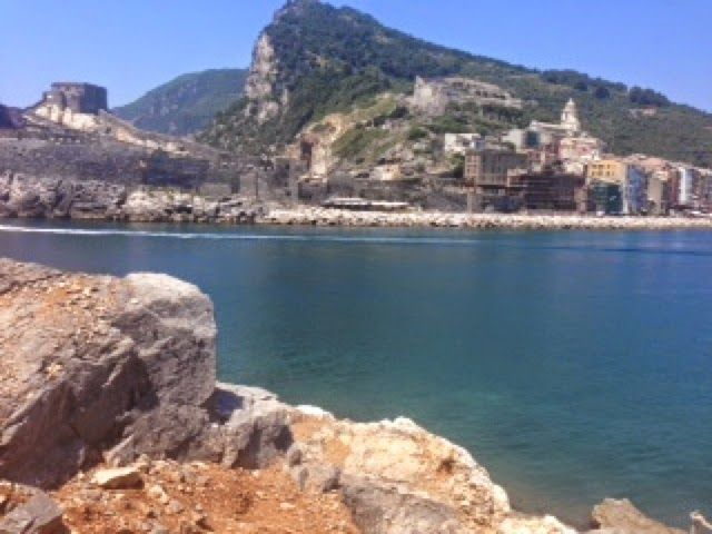HIKE, BIKE, SLOW FOOD ITALY: Palmaria, Portovenere National Park