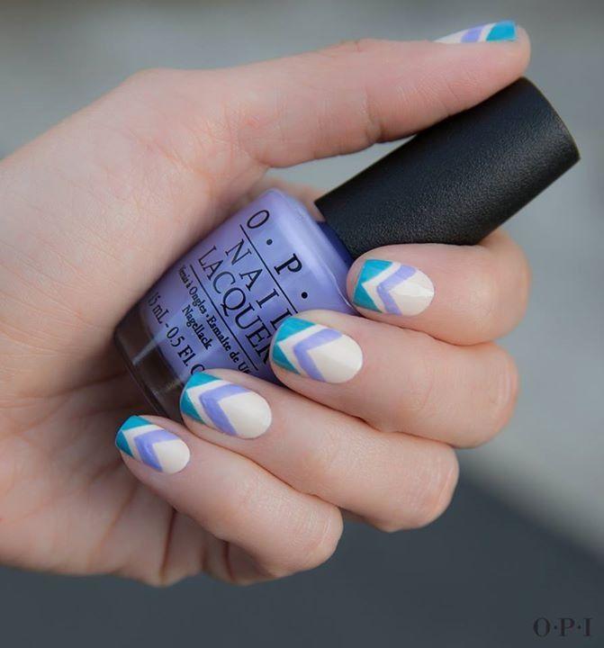 Mejores 235 imágenes de Nail art en Pinterest | Esmaltes, Cabello y ...
