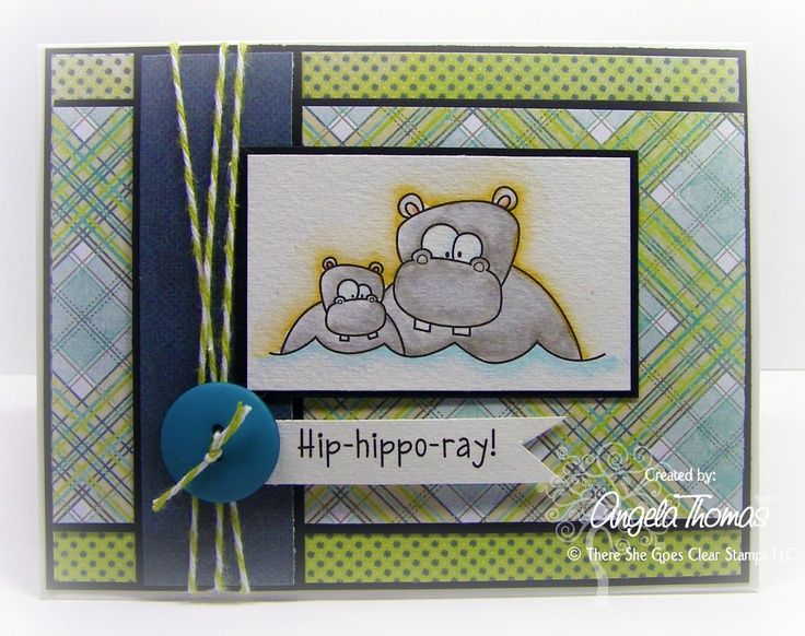 Created by Angela Thomas!: Galleries, Card Idea, Whimsy Doodles, Critter Card, Stampin Up, Zoopendousclear Stamps, Zoos Pend Stamps, Card Eyes, Zoos Pendous Clear Stamps