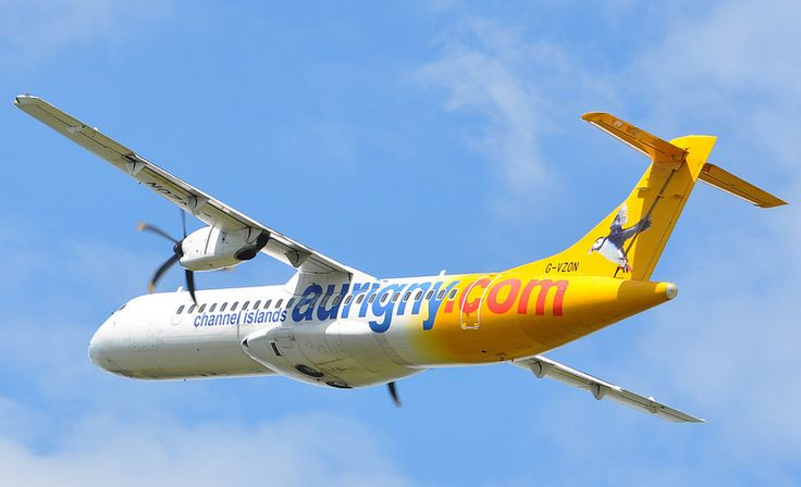 Aurigny Air Services ATR