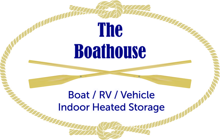 The Boathouse logo designed by Fusion Studios Inc.
