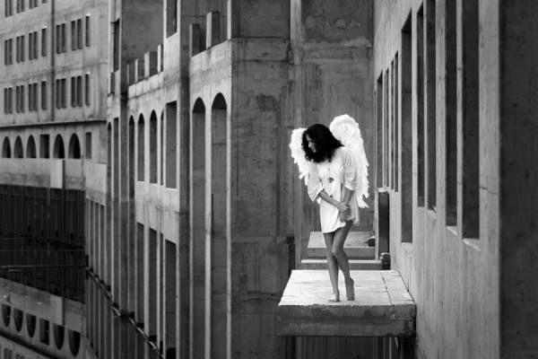 Photographer PETER ZELEI  Civitate Angelorum  ONE EYELAND