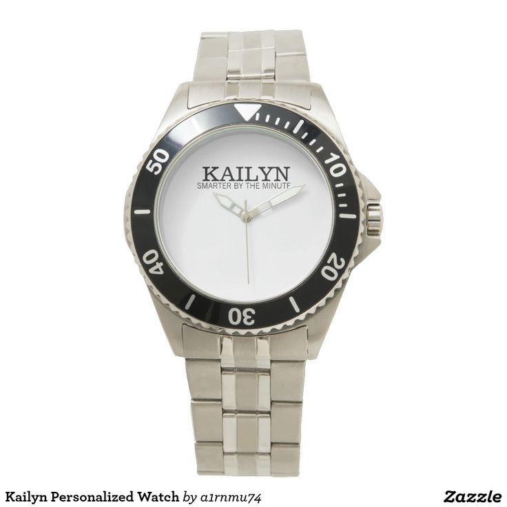 Kailyn Personalized Watch