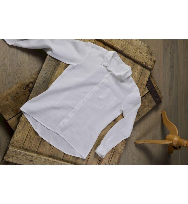 Découvrez tous les secrets de la chemise homme CONOUCO. Made in France en lin bio !