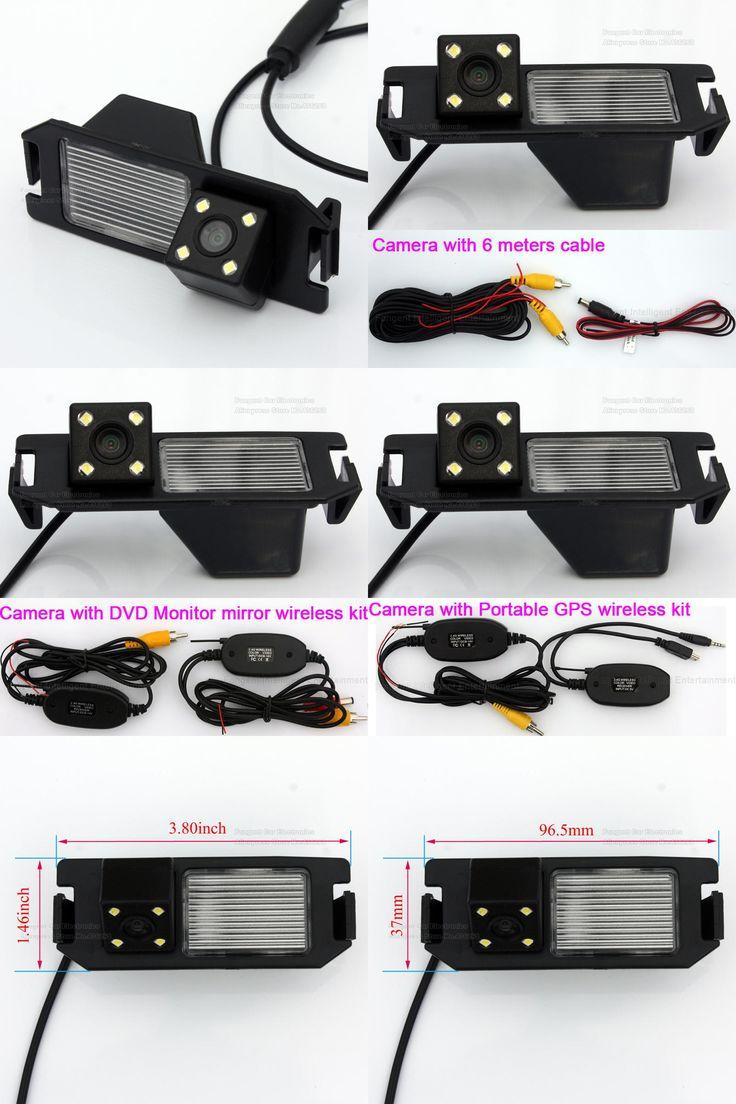 [Visit to Buy] Wireless Rear Camera For Hyundai I30 Rohens Solaris Genesis Coupe solaris verna hatchback for Kia Soul 2010 2011 2012 2013 2014 #Advertisement