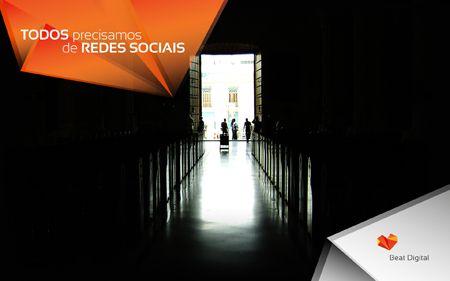 Todos precisamos de Redes Sociais - disponível para download em alta resolução em www.beatdigital.pt