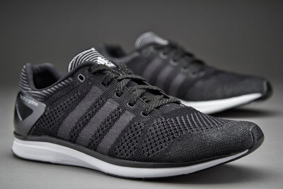 adidas adizero black sports shoes