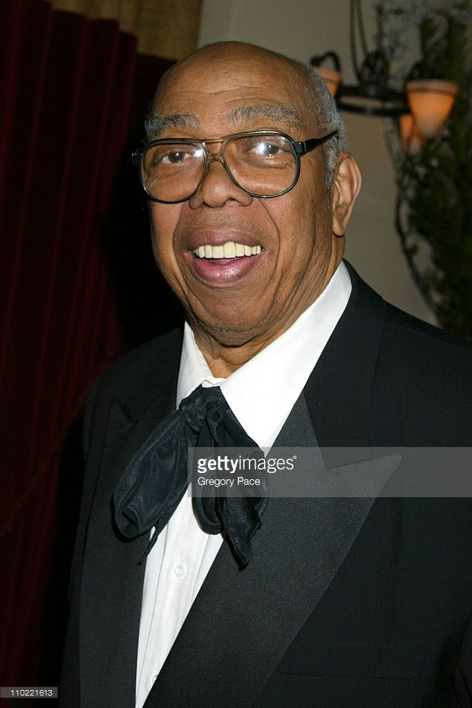 Geoffrey Holder during Catherine Deneuve and The French Institute Alliance Francaise Host 'La Nuit Des Etoiles', a French Film Festival Dinner Benefit at Restaurant Daniel in New York City, New York, United States.