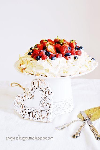 .: Pavlova torta