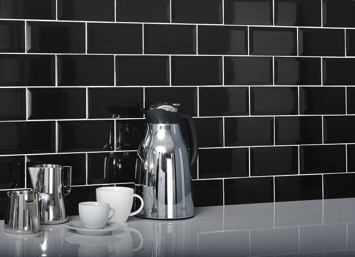 Krijtbord Achterwand Keuken : Meer dan 1000 idee?n over Metro Tegels op Pinterest – Baksteen