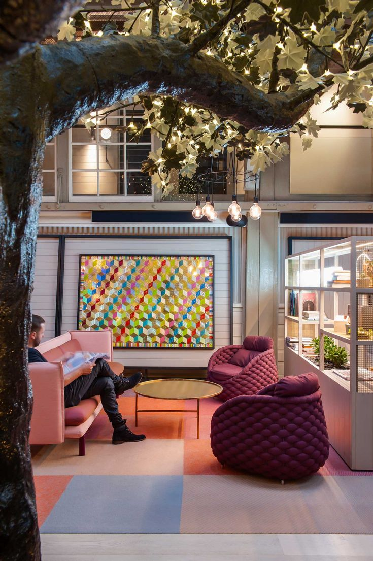 Ovolo Woolloomooloo By HASSELL Commercial InteriorsCommercial DesignInterior