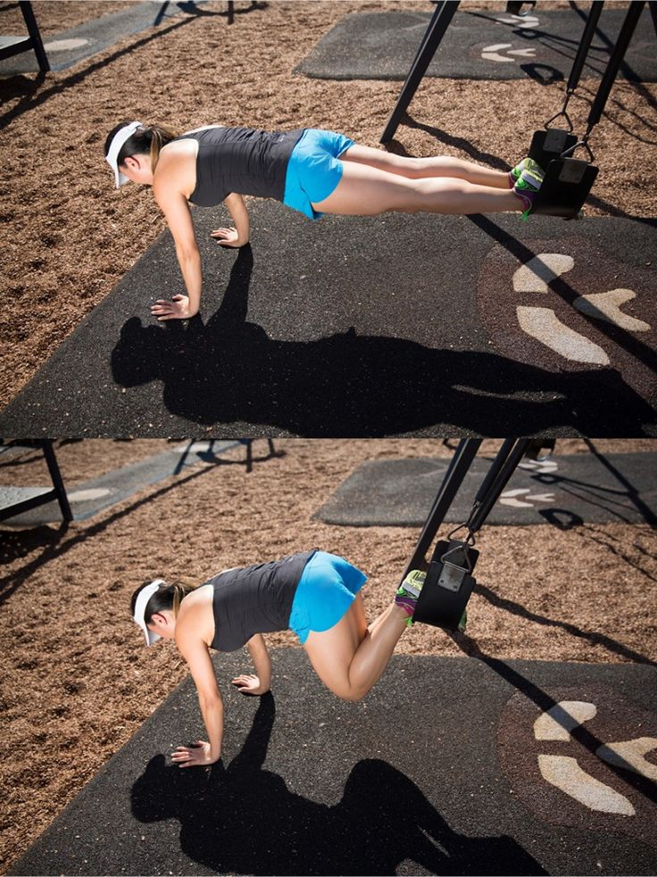 Get Fit In Nature's Gym & Try This Outdoor Workout   Move Nourish Believe