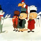 Today's funny Christmas song is not really Porky Pig, but it's close enough.