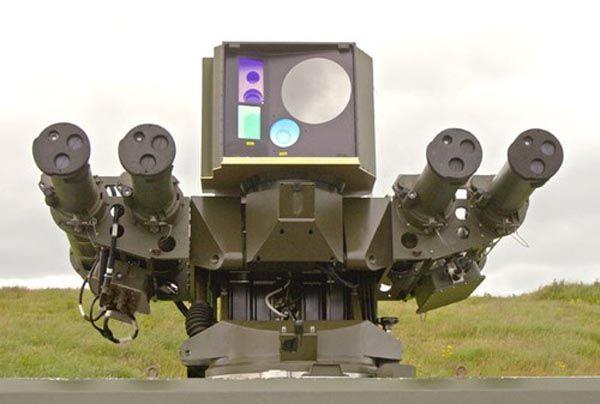 tecnologia del futuro: las armas del futuro