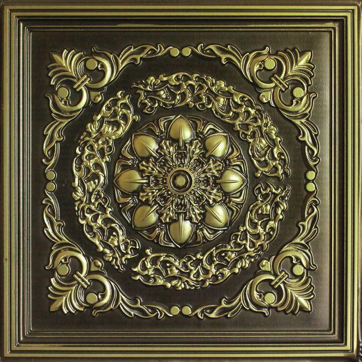 Decorative Ceiling Tiles Inc Mumbai Faux Tin Tile 24