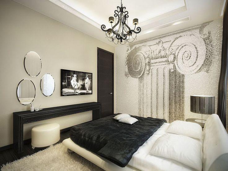 decoração de quartos pequenos de casal - Pesquisa Google
