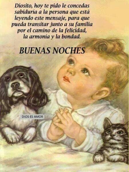 ★BUENAS NOCHES. ★