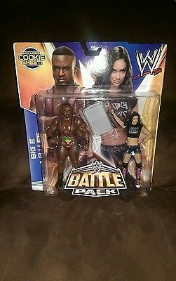 WWE Aj Lee and Big E