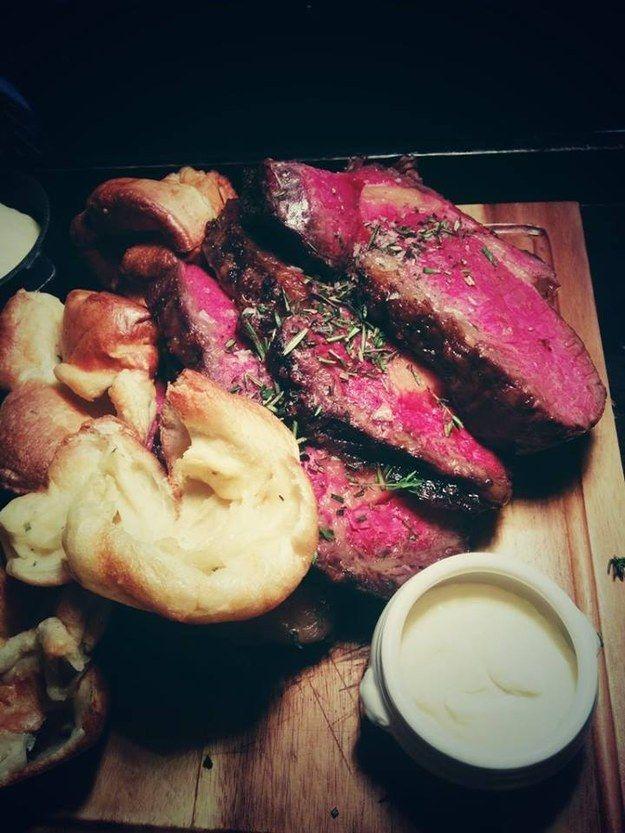 Sunday Roast at Brookwood   17 Things Everyone Must Eat In Dublin