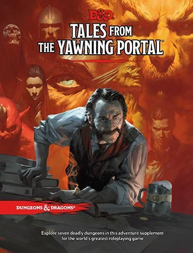 D&D: Tales from the Yawning Portal (HC)
