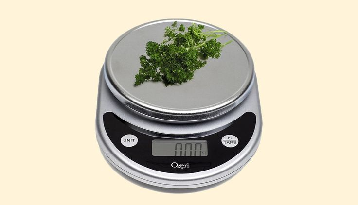 3 Reasons You Need a Food Scale (Like This One) in the Kitchen  Amazon Deal of the Day