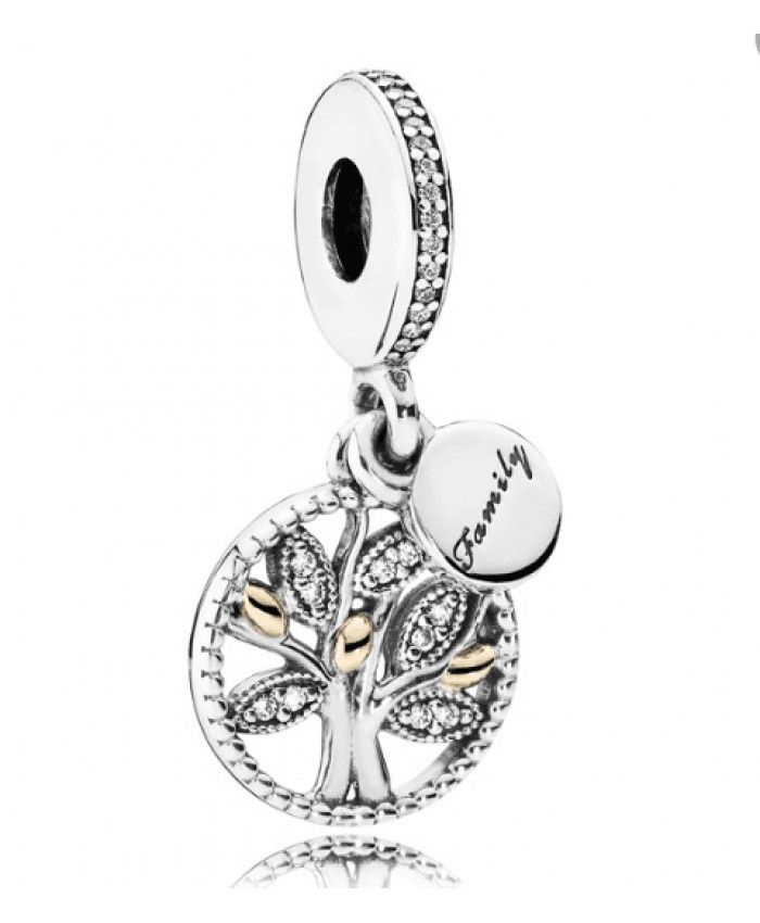 Gold And Silver Family Dangle Charm Clearance. Find this Pin and more on  pandora ...