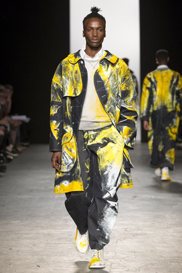 Westminster University Graduate Fashion Collection. Click through to see full gallery.