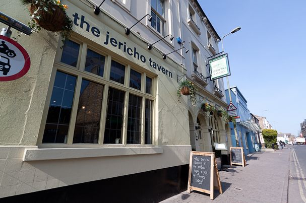 The Jericho, Oxford