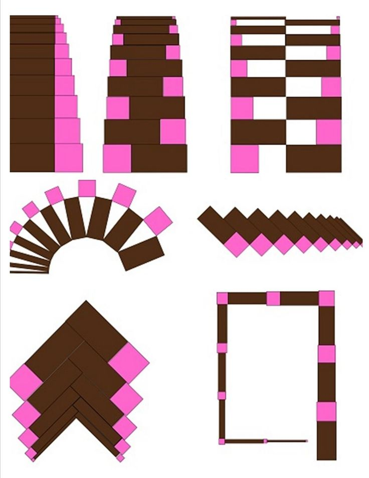 Pink+Tower+and+Brown+Stair+Pattern+Cards.jpg 1,236×1,600 pixels