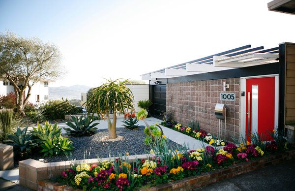 Joseph Eichler's Revolutionary Midcentury California Homes - NYTimes.com - (Swoon)