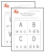 lots of good worksheets for ABC, numbers, colors, shapes, fine motor, math, phonics