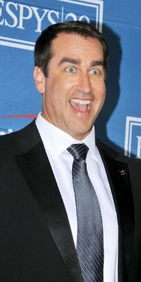 Rob Riggle! This guy is HILARIOUS!!