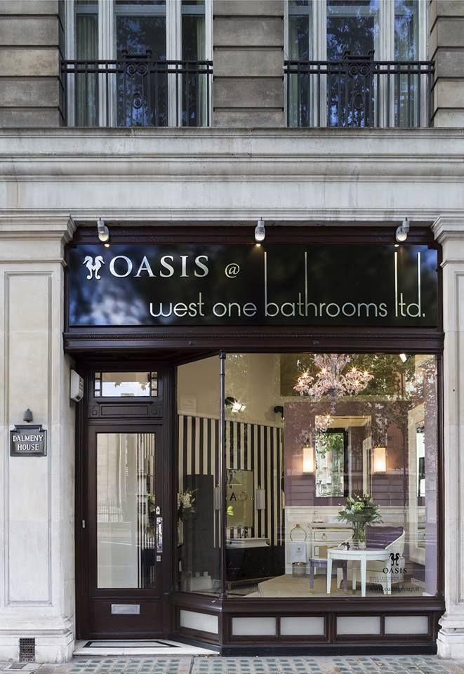 London Oasis Showroom - Knightsbridge, Brompton Design District.
